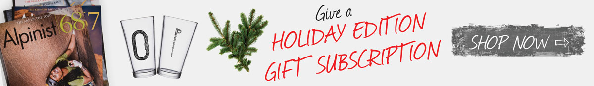 Give a Holiday Edition Gift Subscription!