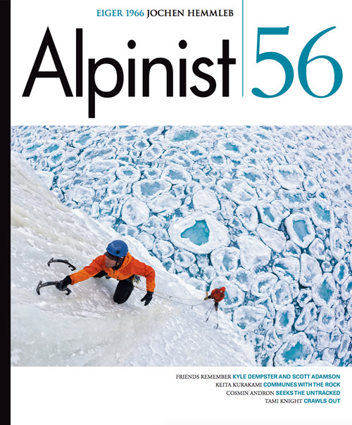 Alpinist Issue 56