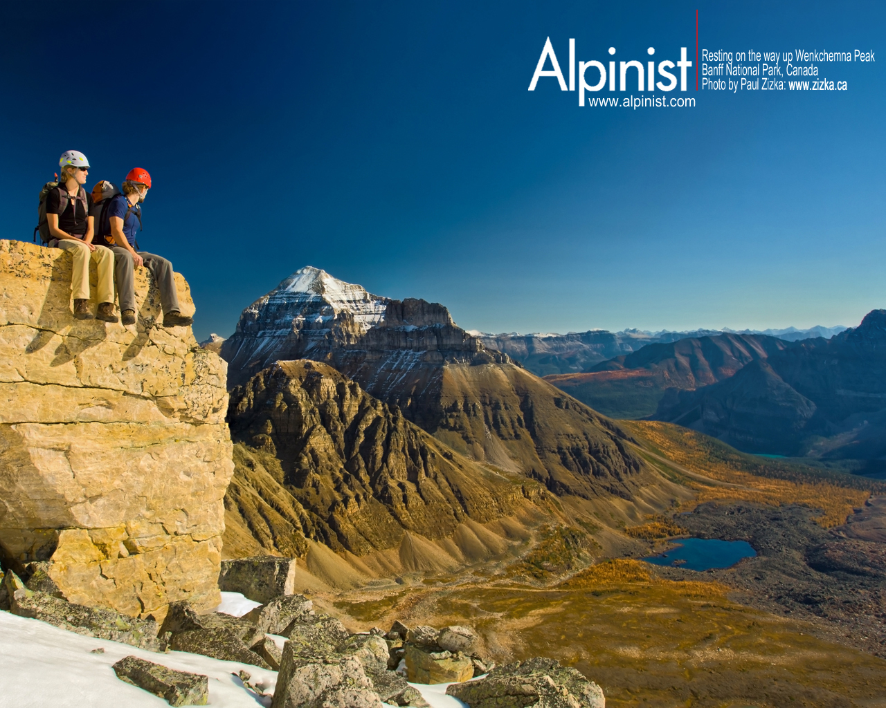 wallpaper archive - alpinist