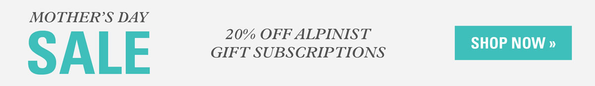20% Off Gift Subscriptions for Mother's Day!