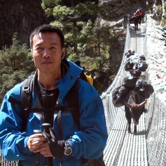 13 THE SHARP END - Alpinist com