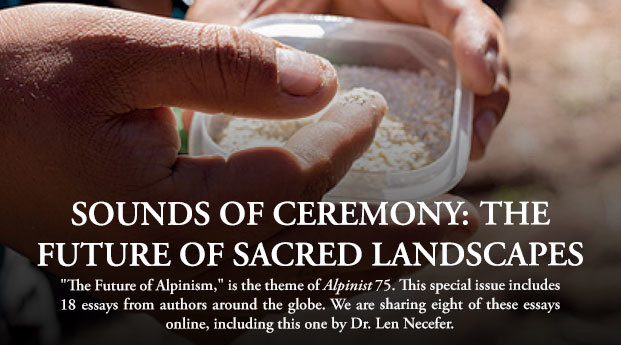 Sounds of Ceremony: The Future of Sacred Landscapes