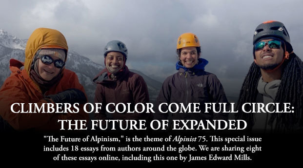 Climbers of Color Come Full Circle: The Future of Expanded Representation