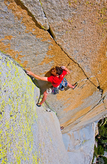 Updated: Honnold Free Solos Half Dome 5.12 - Alpinist.