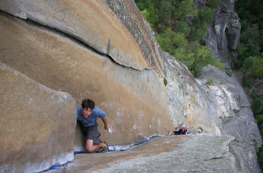 Solo, Part I: Alex Honnold - Alpinist.