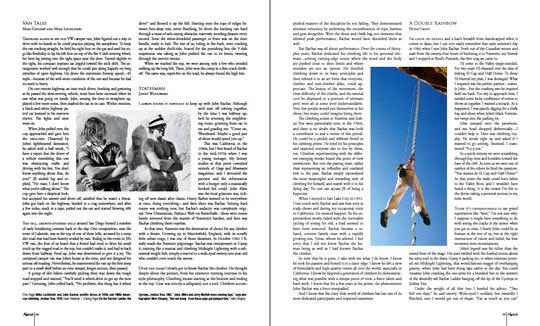 John Bachar: A Stonemaster Remembered - Alpinist com