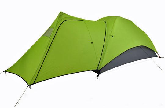 Optional Trekking Pole Vestibule $100  sc 1 st  Alpinist Magazine & Nemo Espri 2P Tent: Shelter From (Most) Storms - Alpinist.com