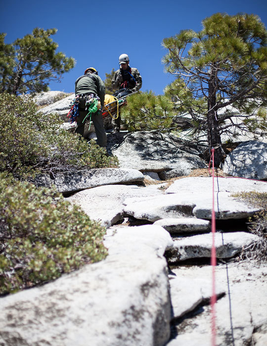 Death On Yosemite S Muir Wall Alpinist Com