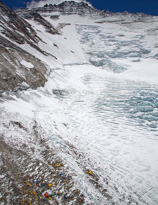 2013 Everest Report: A Curse, a Fight and the Aftermath