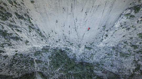 El Potrero Free Solo: A Q&A with Alex Honnold - Alpinist com