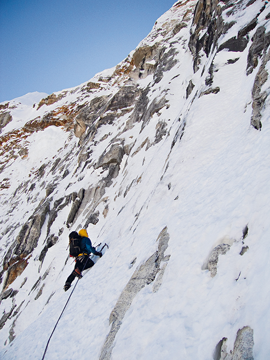 Into the Shadow Chapter 2 - Alpinist com