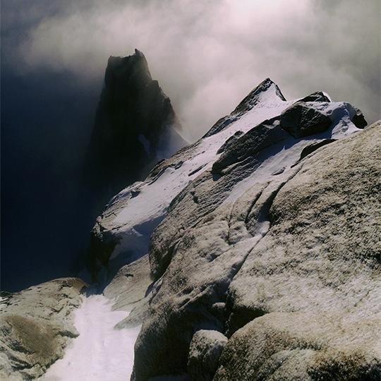 Cerro Torre's Corkscrew Route