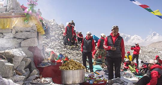Phurba Tashi Sherpa Mendewa