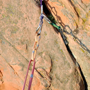 new arrival innovative design new styles Mammut Belay Chain: Strong Personal Tether for Anchoring ...
