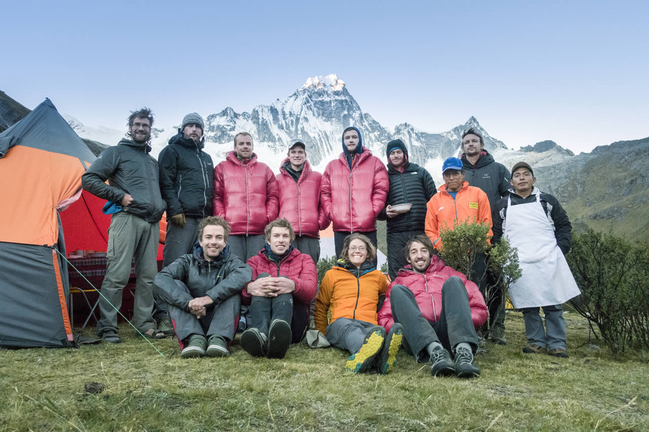 New Zealand Expedition Racks Up First Ascents on Taulliraju