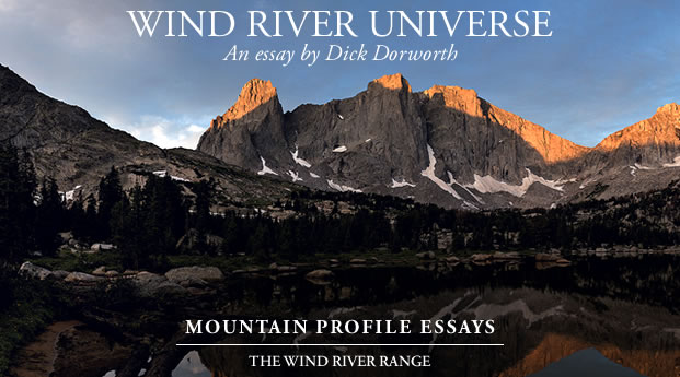 Wind River Universe - Dick Dorworth