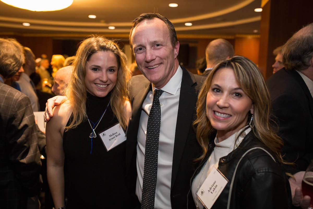 Melissa Arnot Reid, Keegan Young and Adriane Lakin [Photo] Jim Aikman