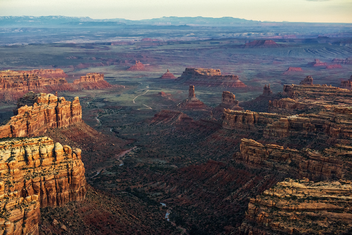 Valley of the Gods. [Photo] Tim Peterson, courtesy of Bears Ears Inter-Tribal Coalition