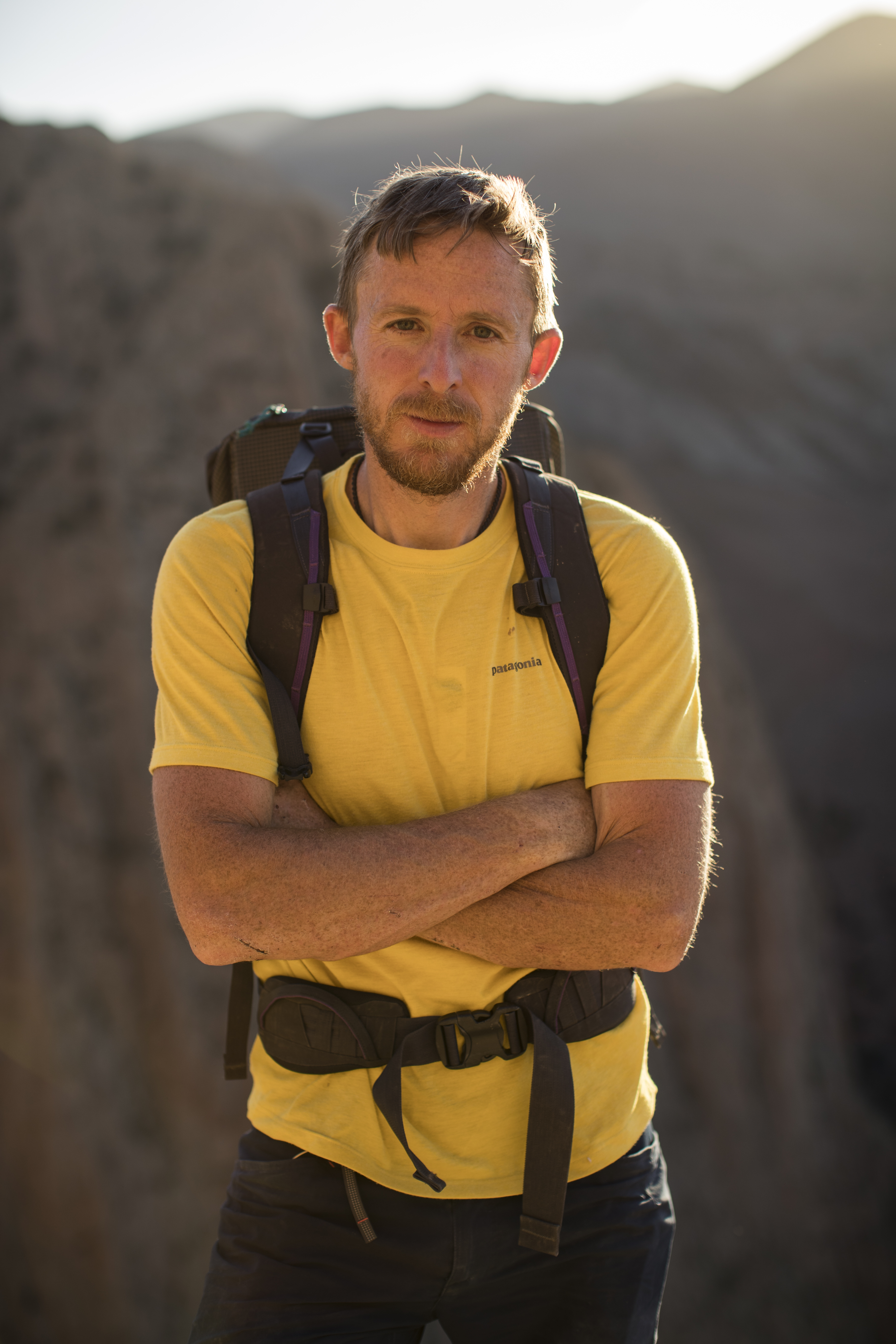 Tommy Caldwell is the author of The Push, which was released May 16. [Photo] Jimmy Chin