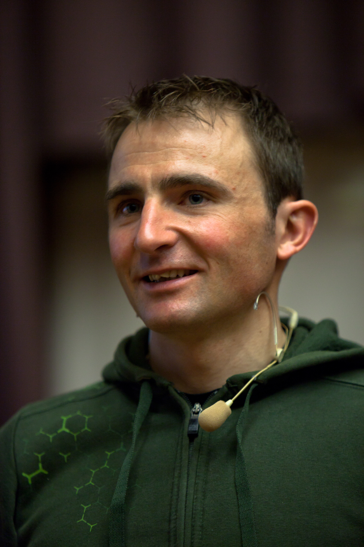 Ueli Steck [Photo] Ludovic Peron