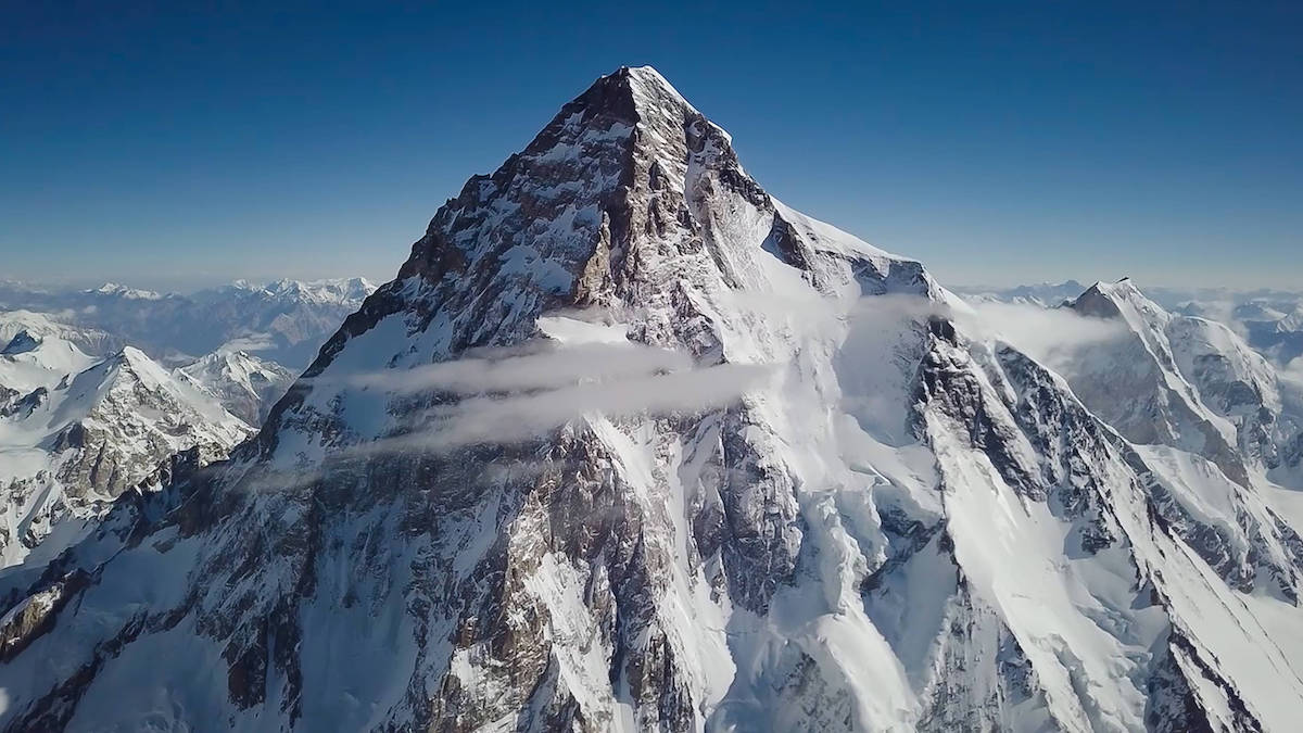 K2 (8611m). [Photo] Piotr Pawlus / Red Bull Content Pool
