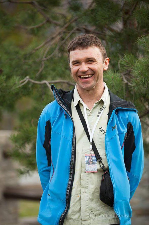 Alexander Gukov. [Photo] Anna Piunova / Mountain.RU