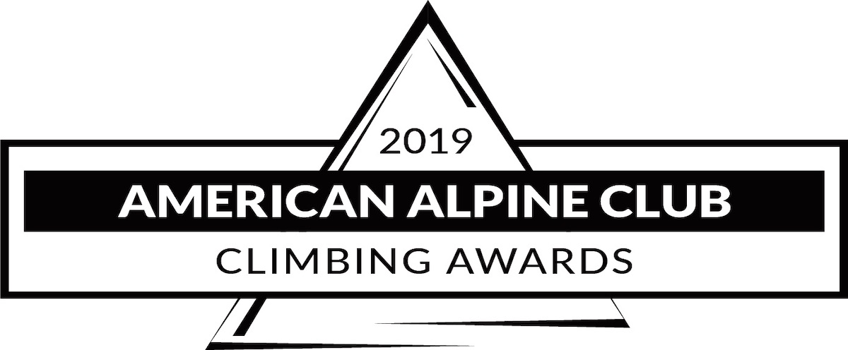 American Alpine Club 2019 climbing awards
