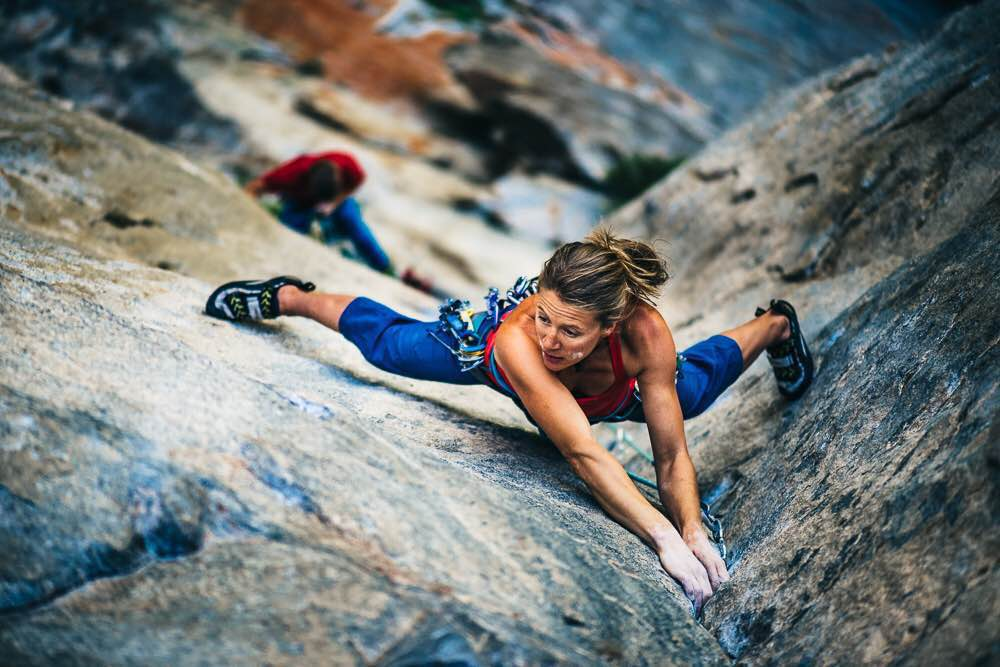 Kate Rutherford. [Photo] Courtesy of the American Alpine Club