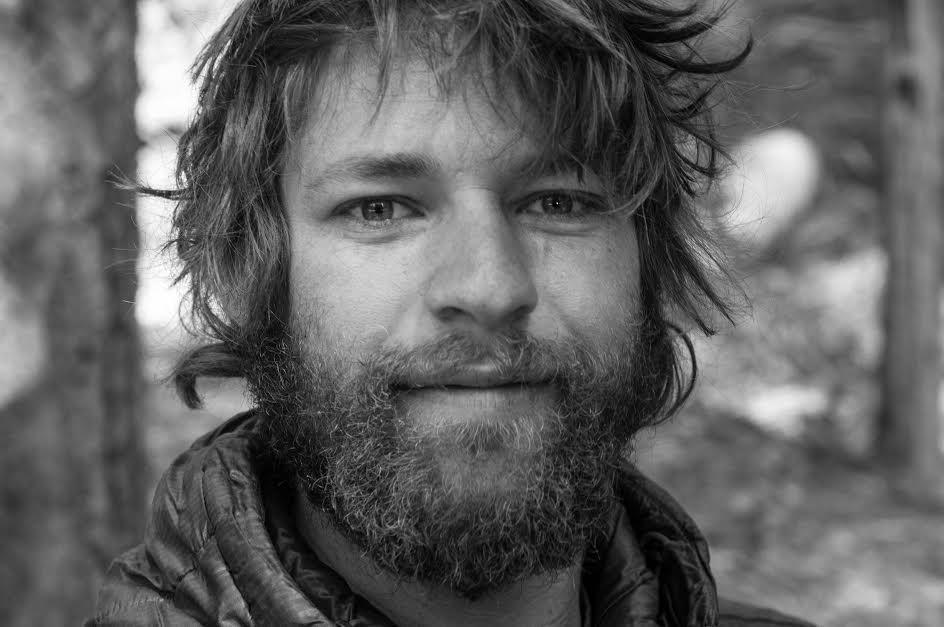 Chris Kalman. [Photo] Jimena Peck