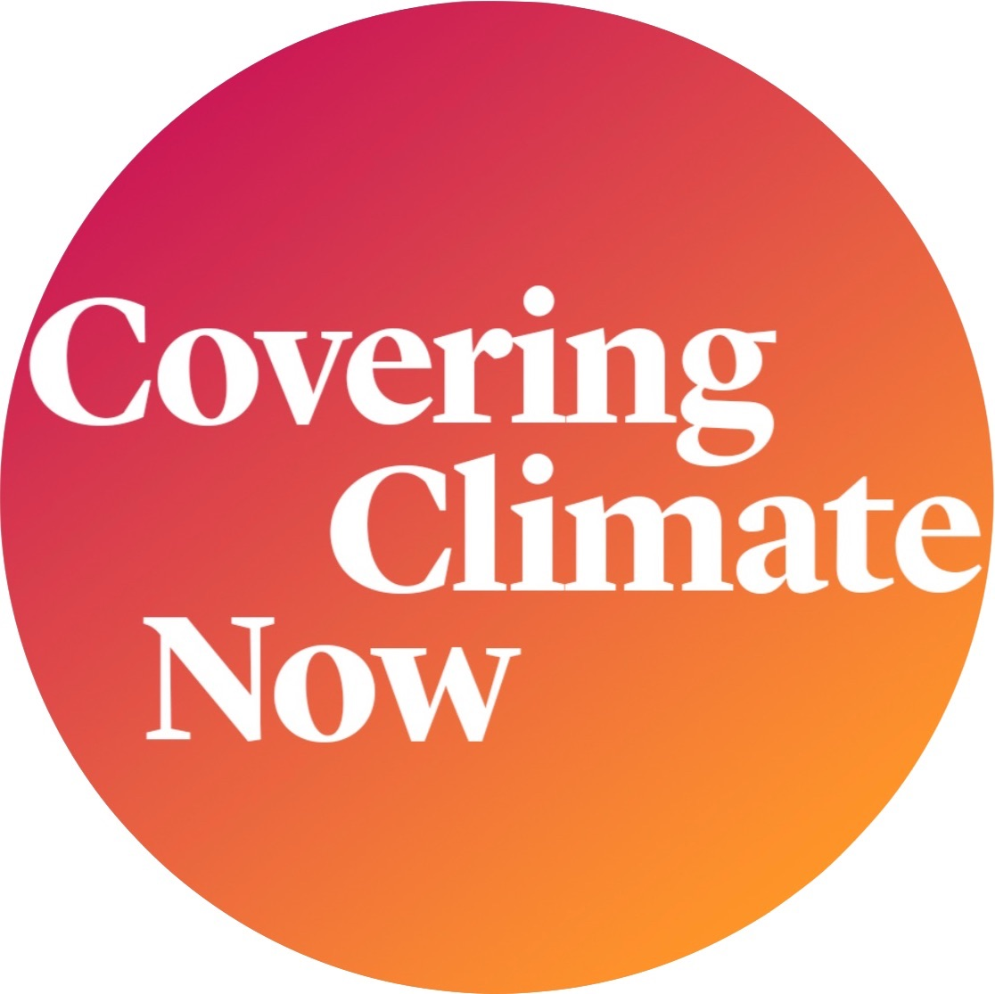 This story has been posted as part of the Covering Climate Now campaign.