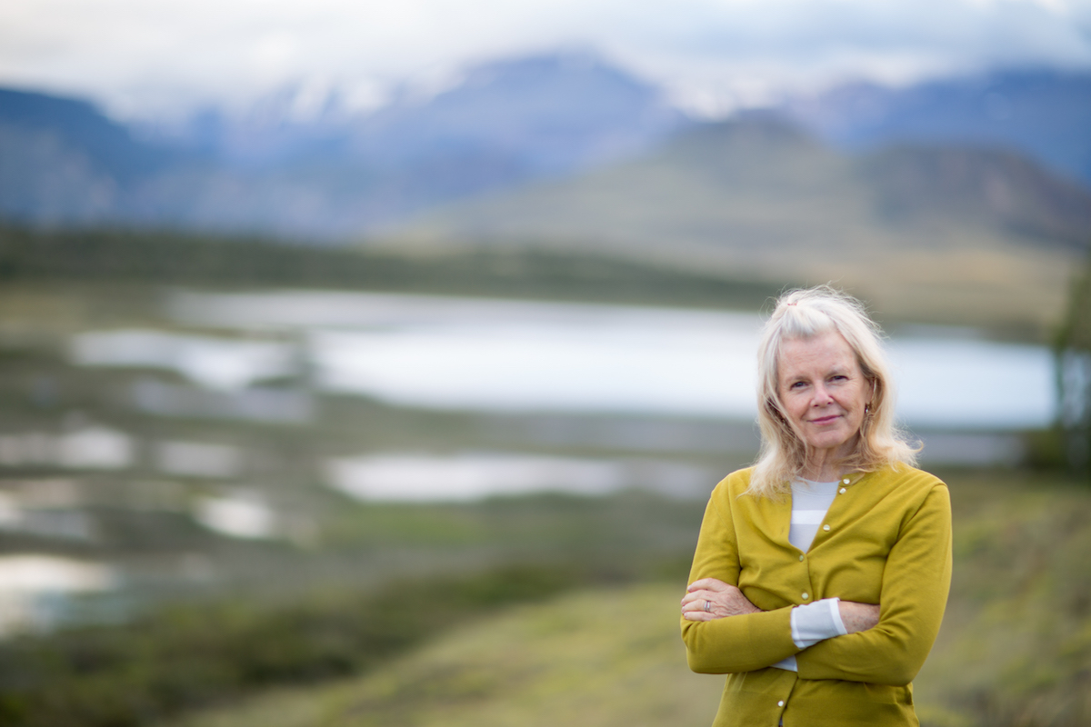 Kris McDivitt Tompkins is the keynote speaker for the American Alpine Club's Annual Benefit Dinner on March 14, 2020. [Photo] Courtesy of the American Alpine Club.