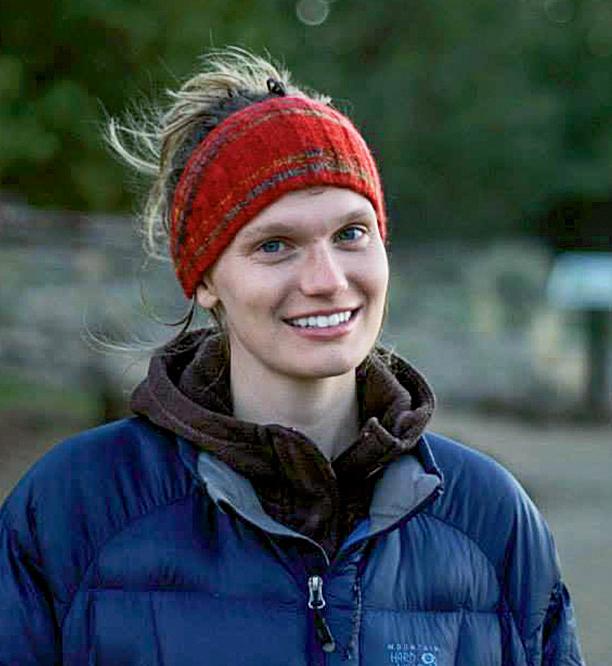 The author, Paula Wright. [Photo] Paula Wright collection