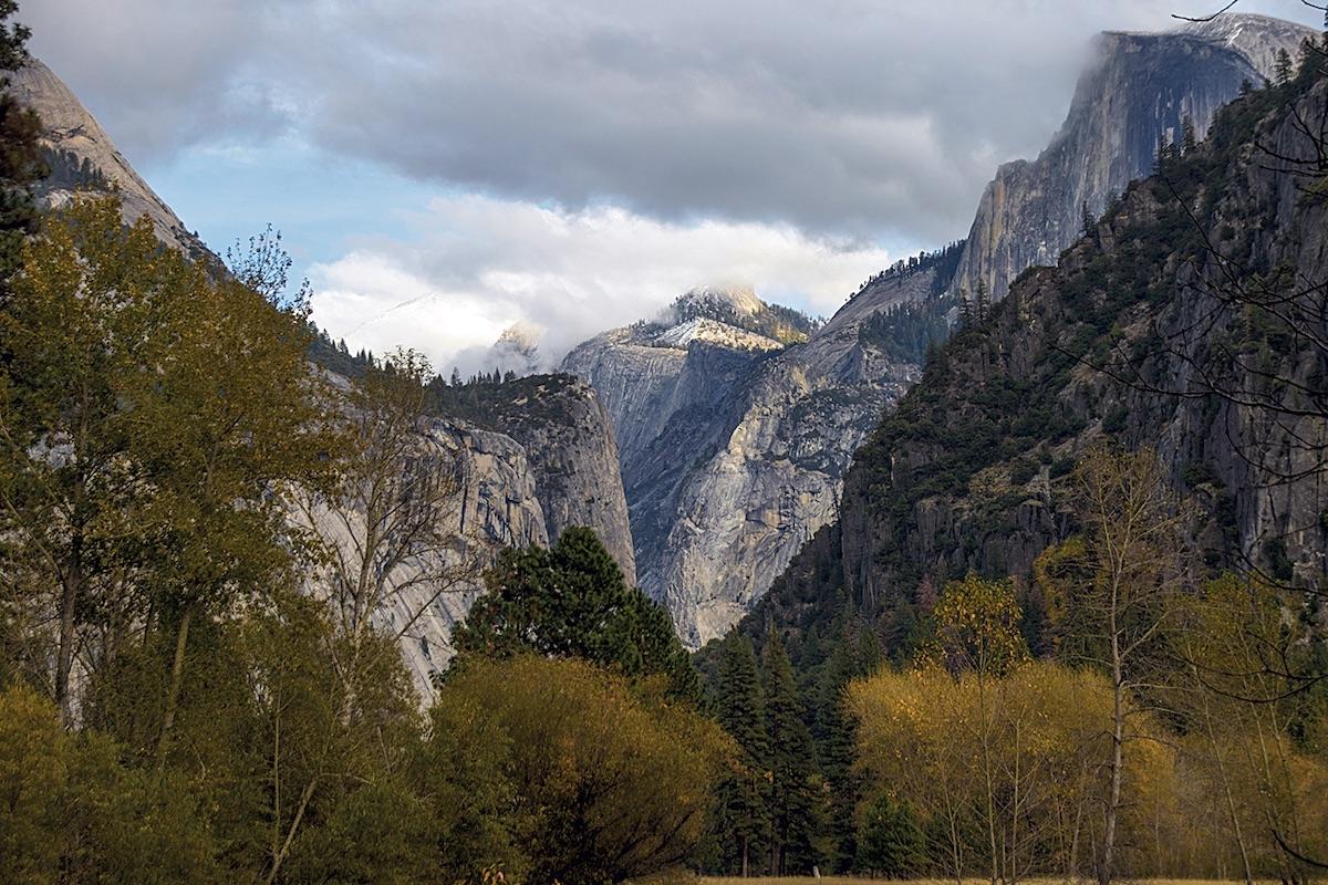 Yosemite. [Photo] Kieran Brownie