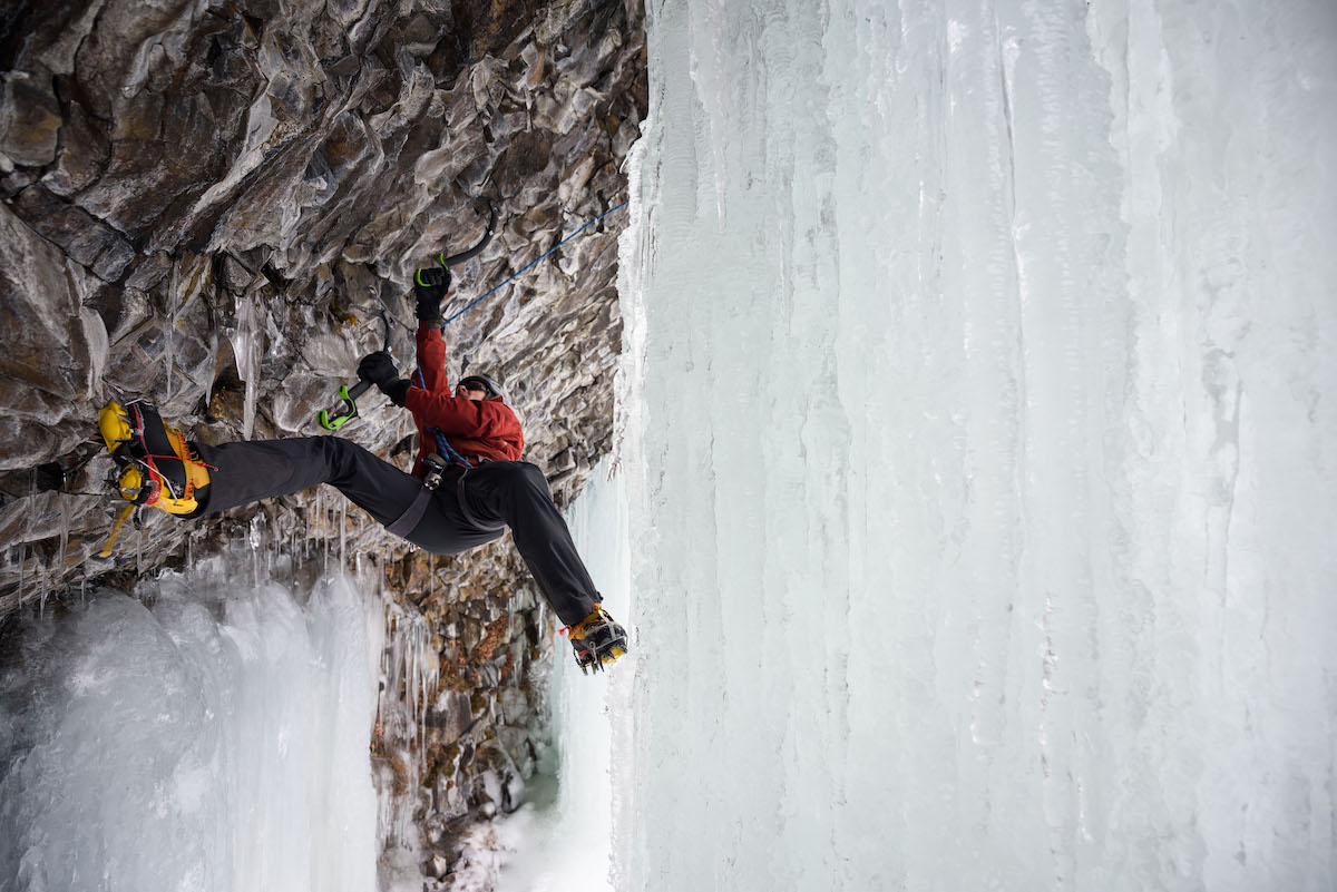 Black Diamond Reactor Ice Tools: A solid choice for cragging