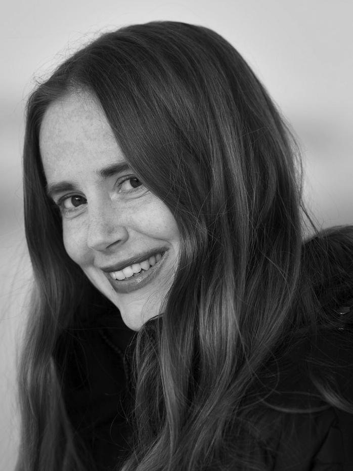 Katie Ives. [Photo] David Swift