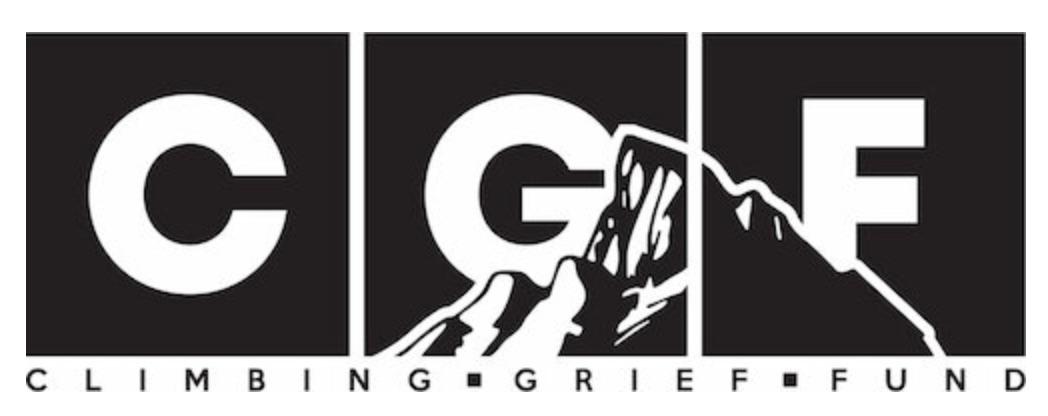Climbing Grief Fund Logo