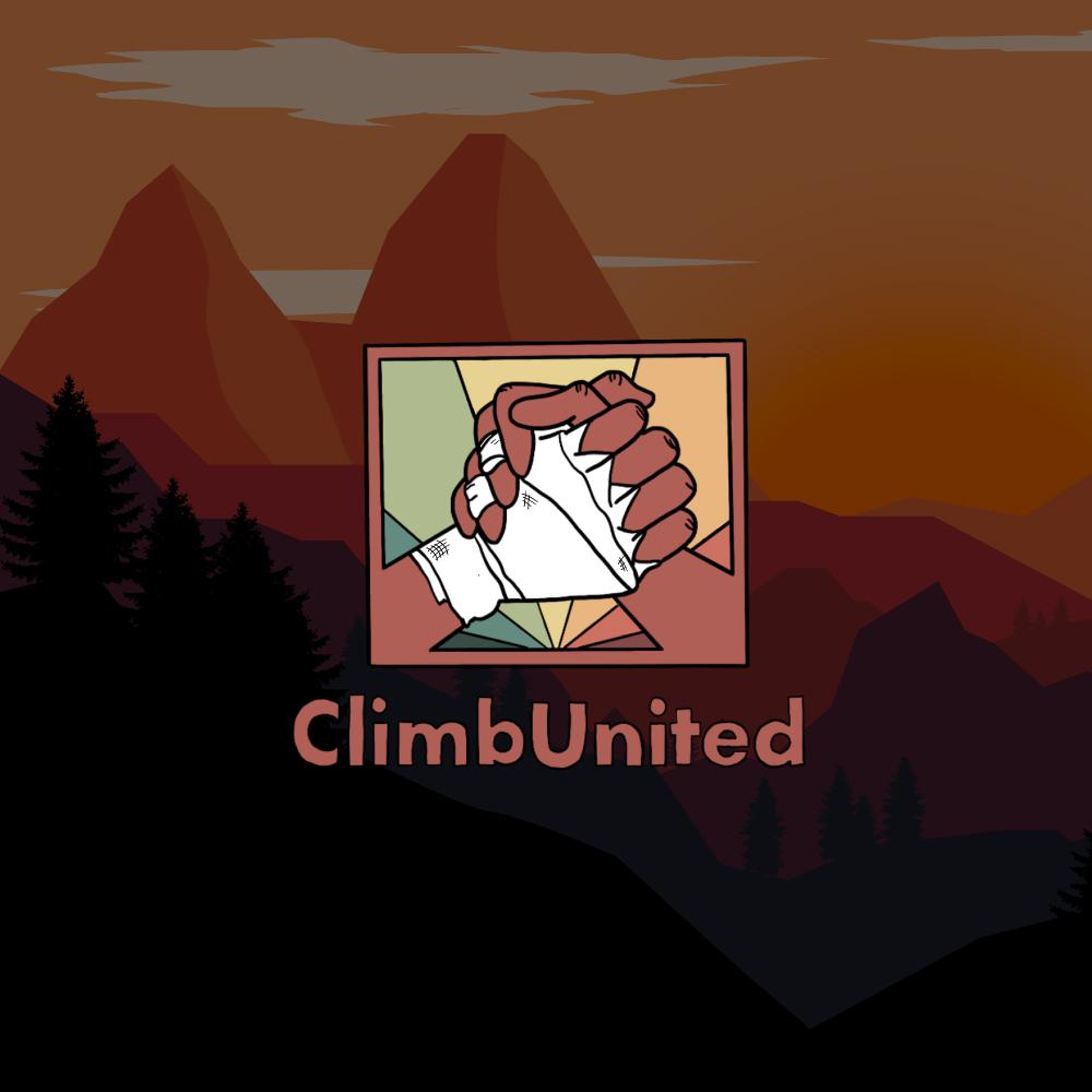 Climb United logo