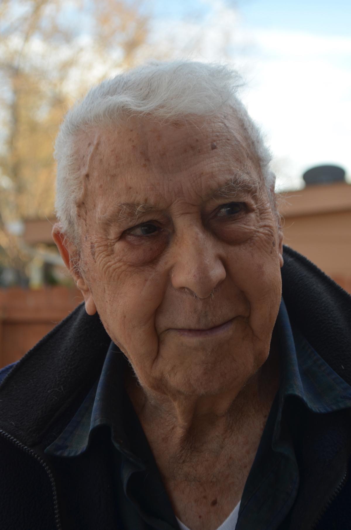 Evelio Echevarria in 2018. [Photo] Cameron M. Burns