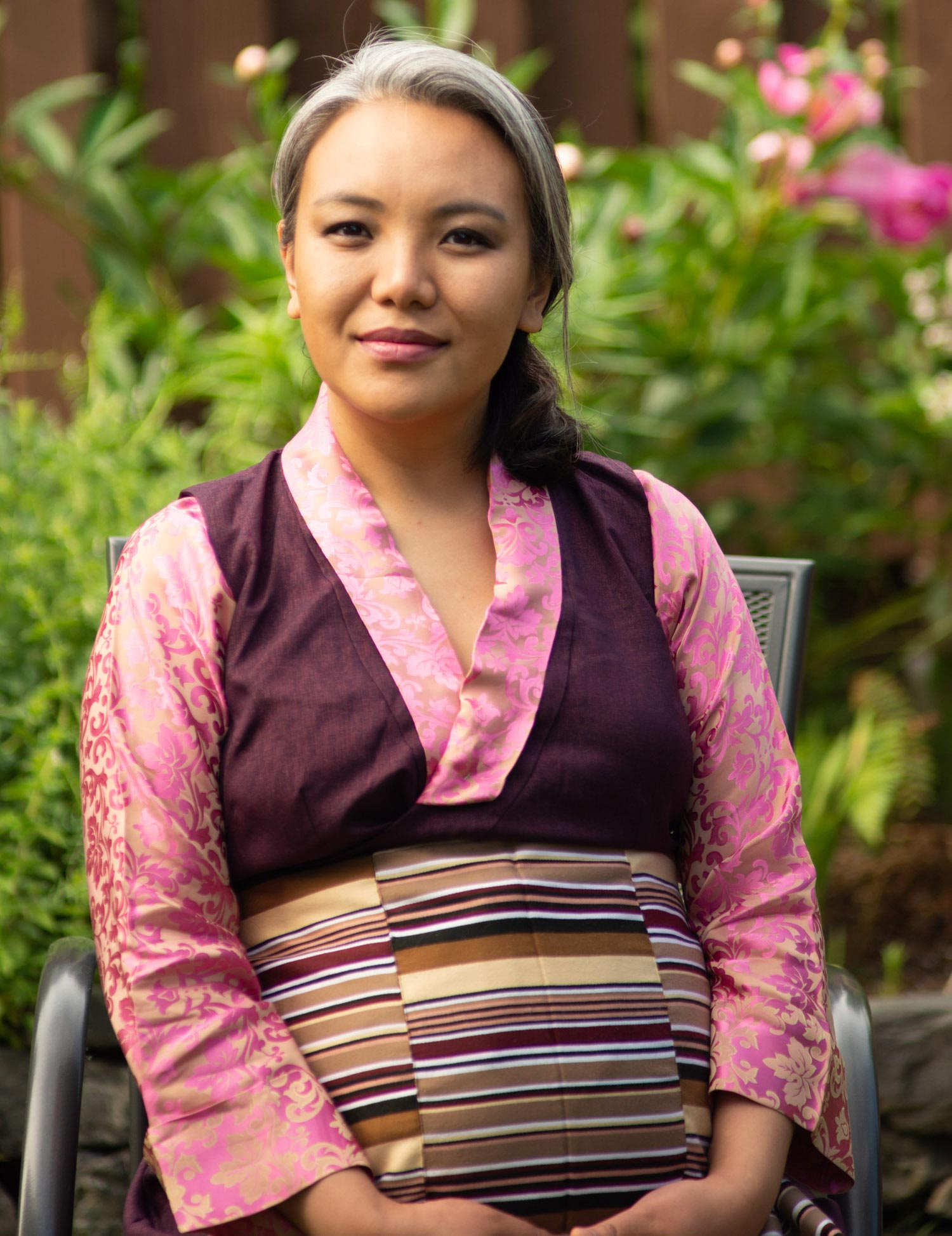 Anthropologist Pasang Yangjee Sherpa