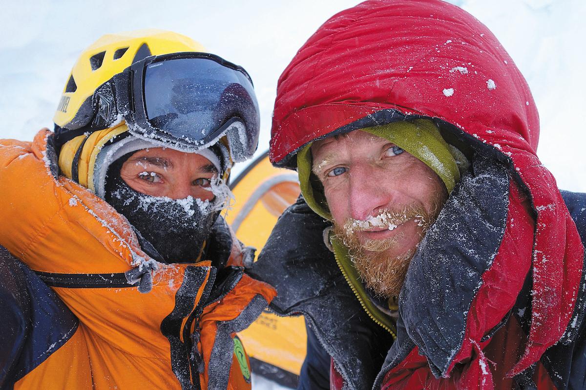 Elisabeth Revol and Tomasz Mackiewicz. [Photo] Courtesy Vertebrate Publishing